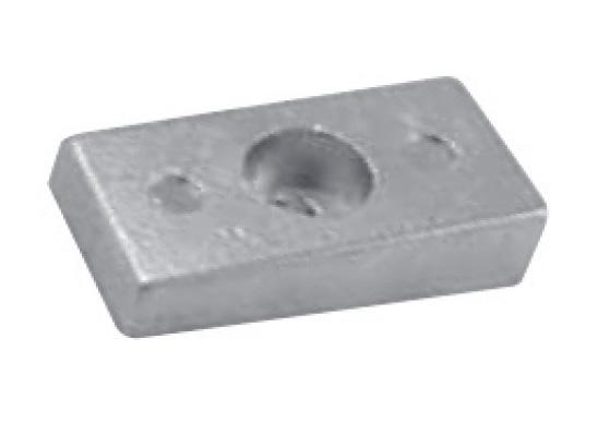 Анод алюминиевый Honda 41109-ZW1-B00