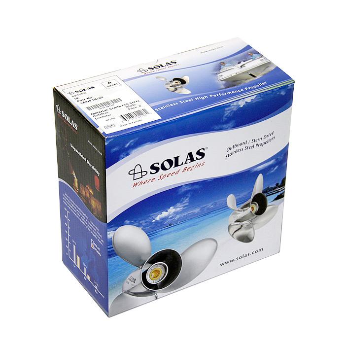 Гребной винт 3x10x14R, Solas, 4231-100-14