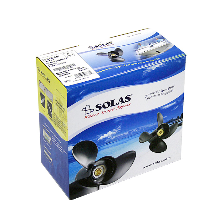 Гребной винт 4x10x5, Solas, 1113-100-05