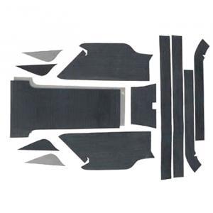 Нескользящий коврик для Yamaha Super Jet 012-222BLK
