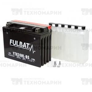 Аккумулятор FTX24HL-BS (YTX24HL-BS)
