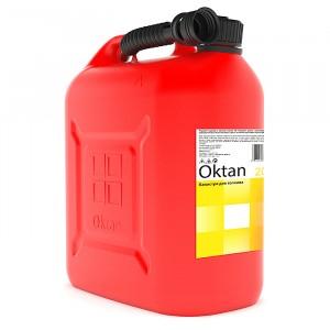Канистра для бензина 20л с заливным устройством CLASSIC